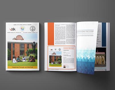 IIA - Centenary Logo & Journal Design