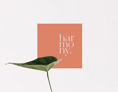 Harmony   Identidad