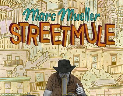Streetmule Short film Poster design