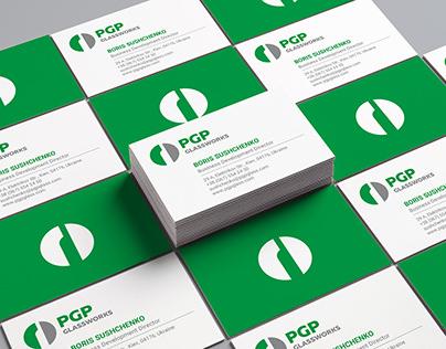 PGP Glassworks identity