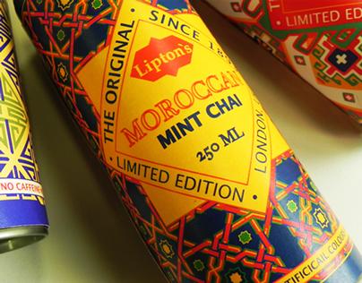 Lipton Tea Label