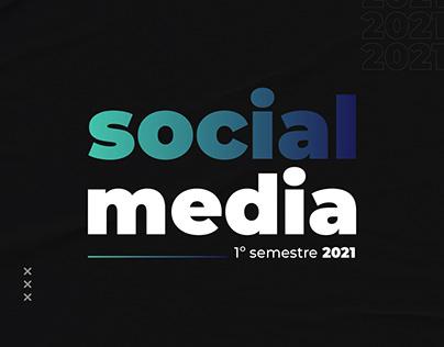 Social Media • 1º semestre 2021