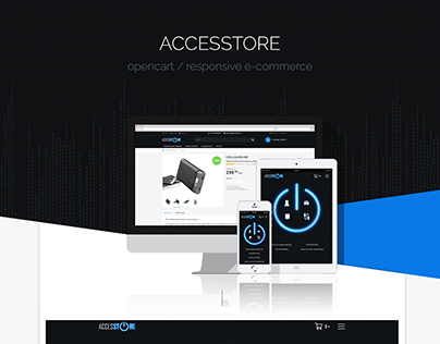 Accesstore - OpenCart Theme