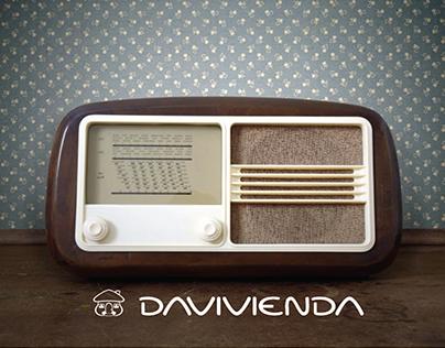 Davivienda - Radio