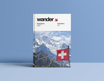 Wander Travel Books