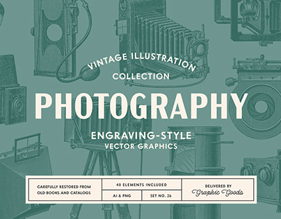Photography - Vintage Illustrations