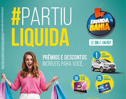 #PartiuLiquida - Shopping Itaigara