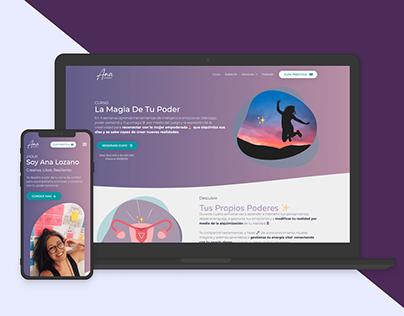 Wordpress Website Design with Elementor