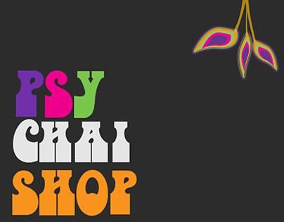 PsyChai Shop - Band Artwork
