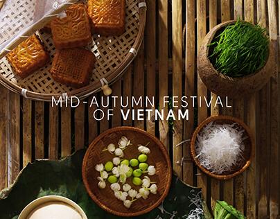 MID - AUTUMN FESTIVAL OF VIETNAM