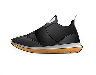 Cycling Footwear Design
