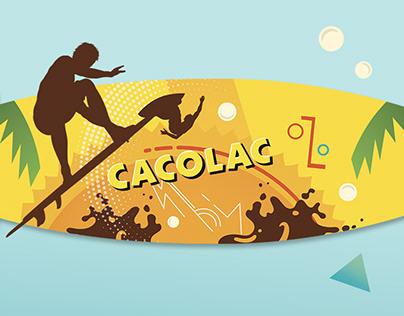 Cacolac Caraïbos Lacanau Pro