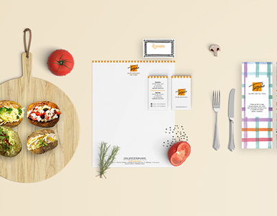 Tiepolo Bistrot Brand identity and new website
