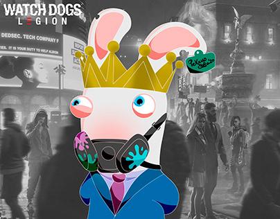 Welcome to Ressist(W)aaaaaaaagh! - Watch Dogs Legion