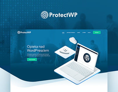 ProtectWP - Landing Page