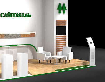 Las Cañitas - Exhibition Stand
