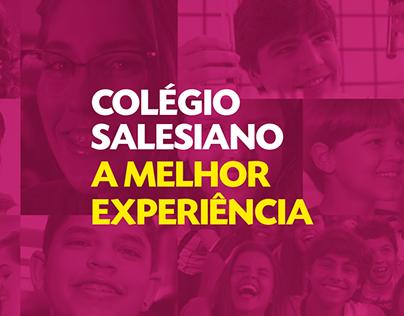 Colégio Salesiano - Matrículas 2016