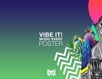 Vibe It! Poster
