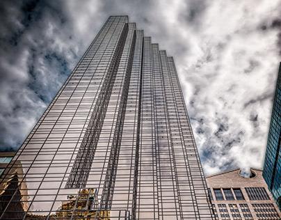 NY Skyscrapers V