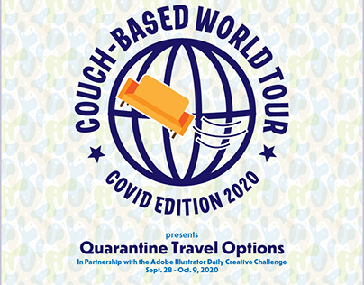 Couch-Based World Tour AI Daily Challenge Sept 28-Oct 9