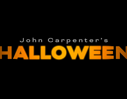 Title Design -Halloween (1978)