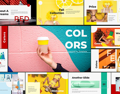 COLORS | Powerpoint