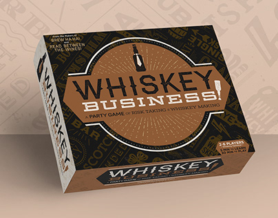 Whiskey Business . game