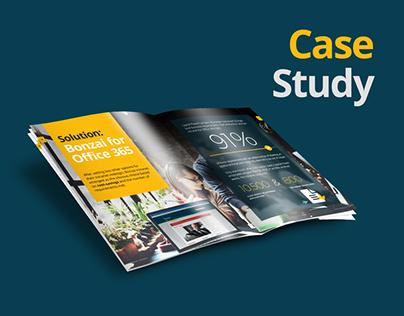 Case Study - Editorial Design