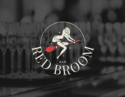 Логотип Red Broom