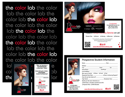 Identity Package: Logo, Marketing, Branding