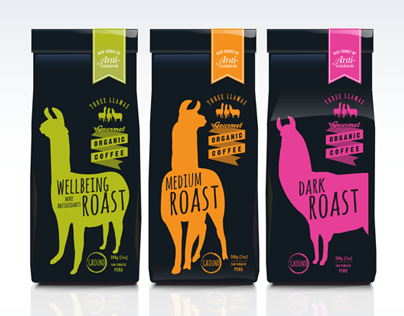 Three Llamas Coffee