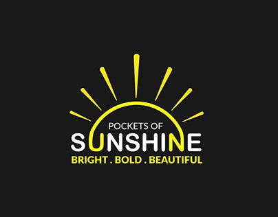 Logo Design for ''Pockets of Sunshine'' Company