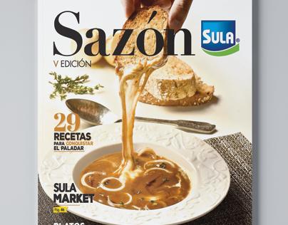 Sazón SULA (5ta edición)