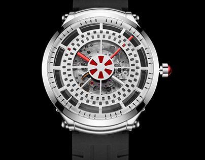 澳門MACAU GP機械手錶設計