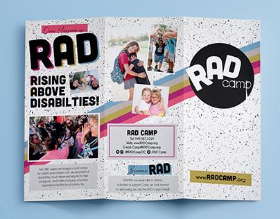 RAD Camp Brochure