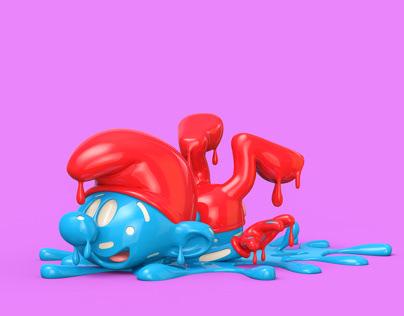 Smurf Splash