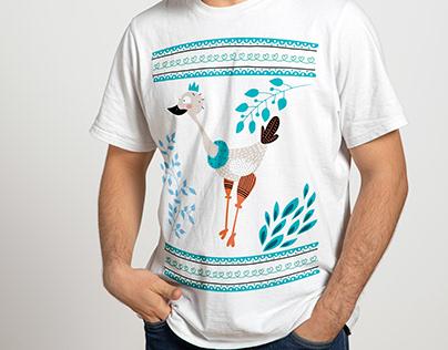 Pattern, Art, Decorative, Hand drawn T-shirt Design