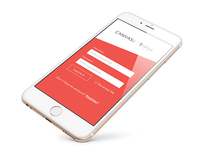 Canvas.co App Project