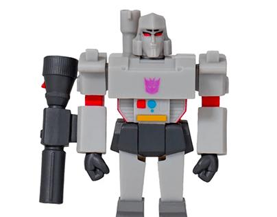 Transformers ReAction Figures for Super7