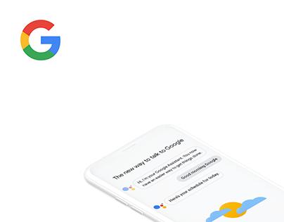 Google Assistant_Onboarding Screens