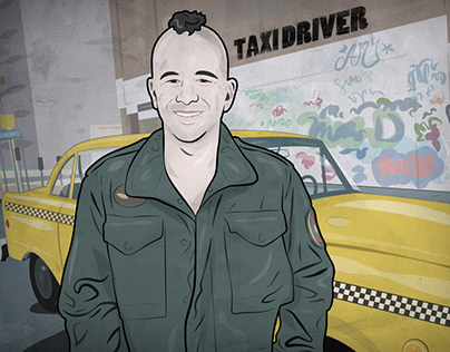 Travis Kalanick — Taxi Driver