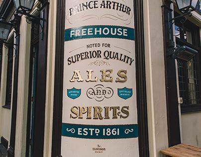 The Prince Arthur Freehouse
