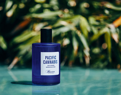 Pacific Cannabis Fragrance