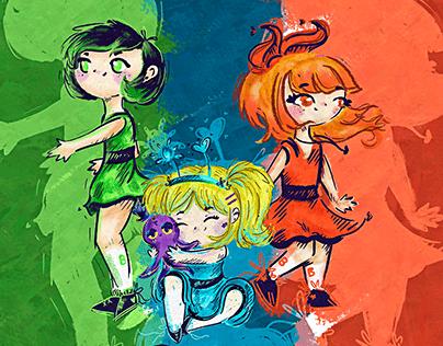 Power Puff Girls