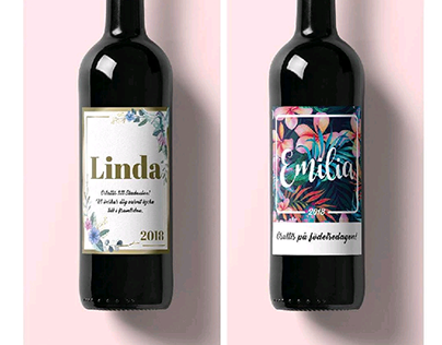 Personal Winelabels