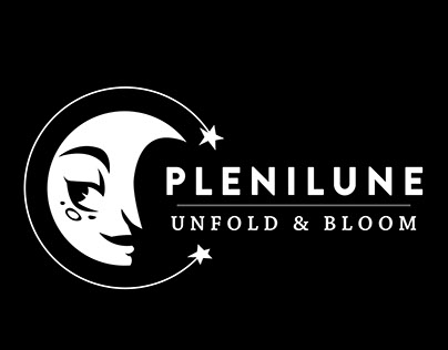 Plenilune - Logo concept for branding