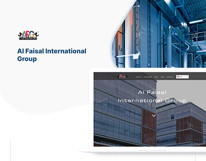Al-Faisal Group Website