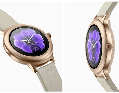 LG WATCH STYLE - Smartwatch by Google