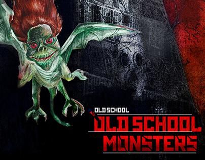 Old school monsters. PART1