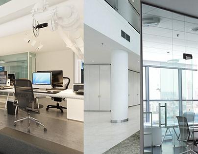 Enpro - 3d architectural interior/exterior - Re-design